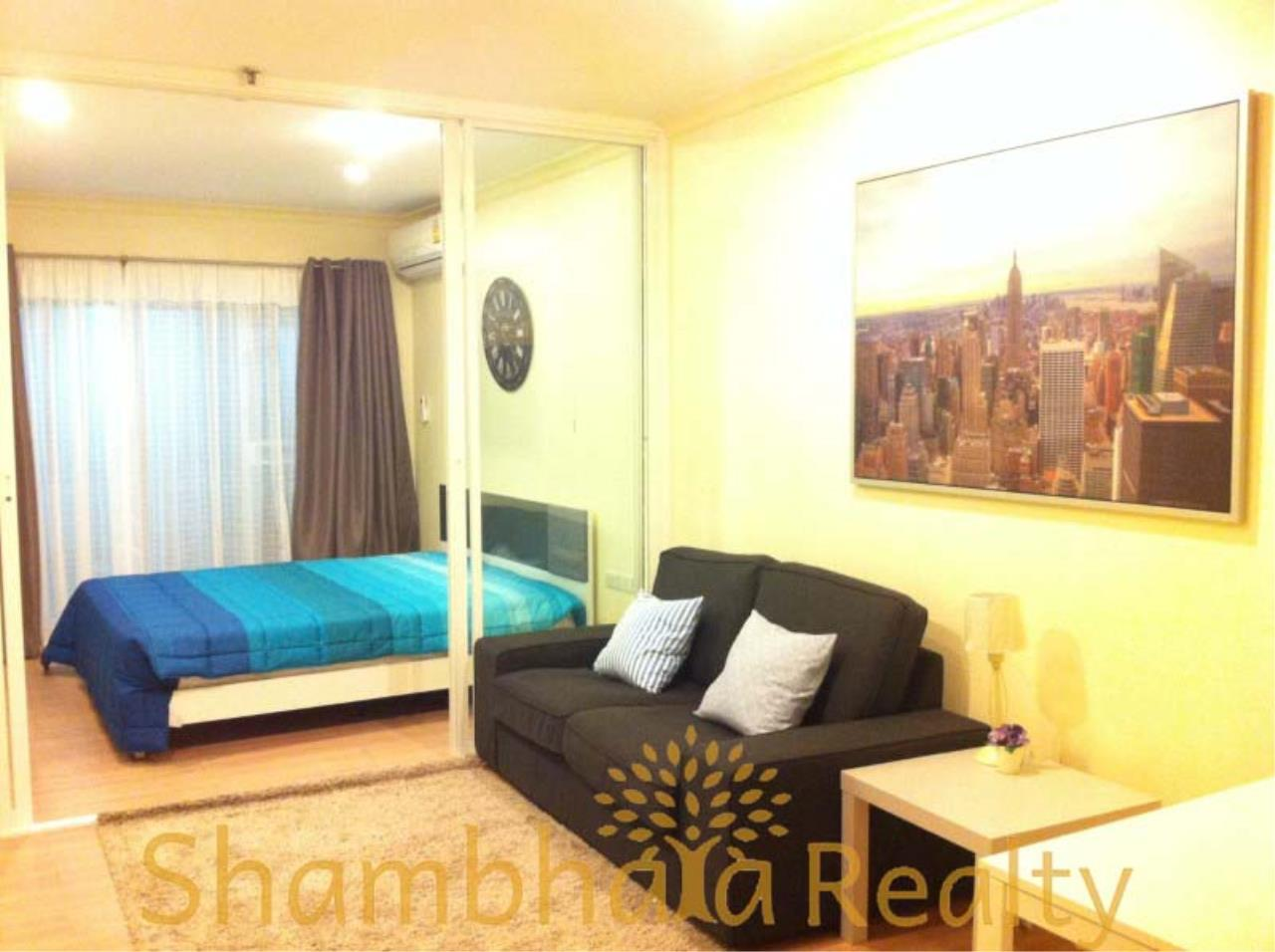 Shambhala Realty Agency's Grand Park View Condominium for Rent in Sukhumvit 21 7