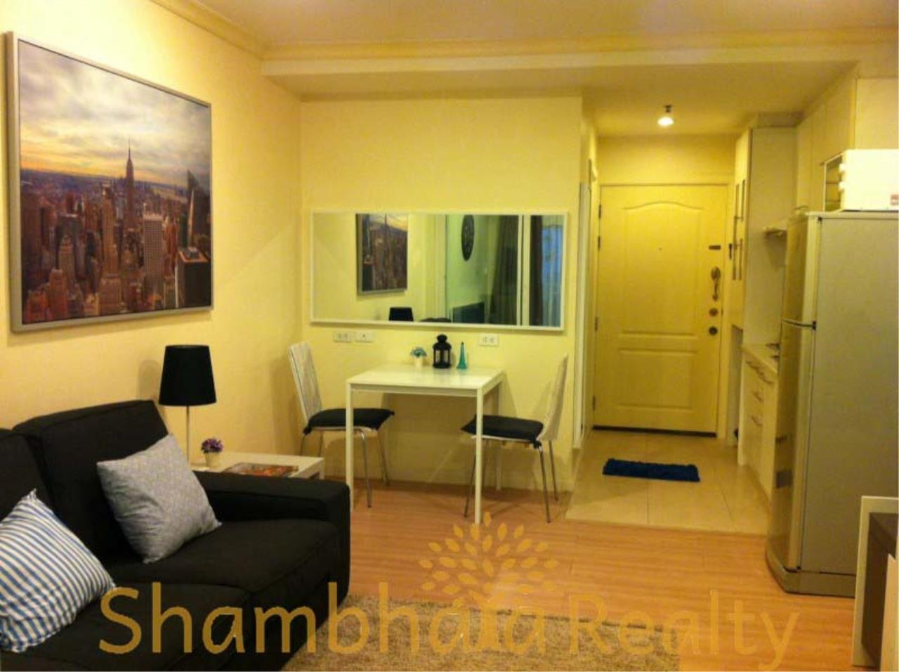 Shambhala Realty Agency's Grand Park View Condominium for Rent in Sukhumvit 21 2
