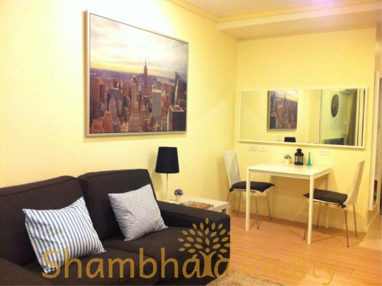 Shambhala Realty Agency's Grand Park View Condominium for Rent in Sukhumvit 21 5