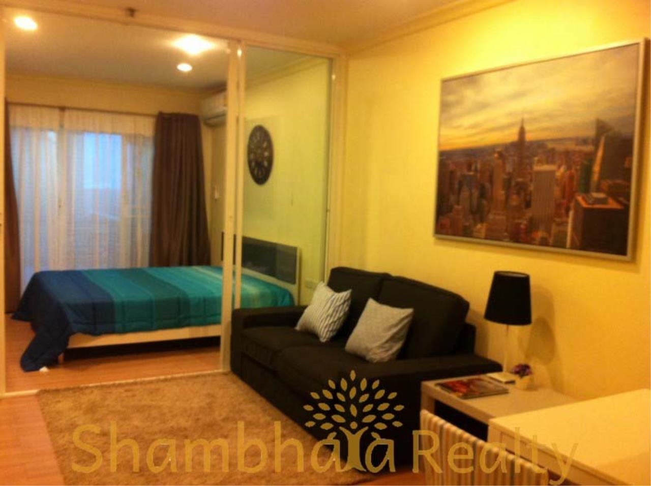 Shambhala Realty Agency's Grand Park View Condominium for Rent in Sukhumvit 21 4