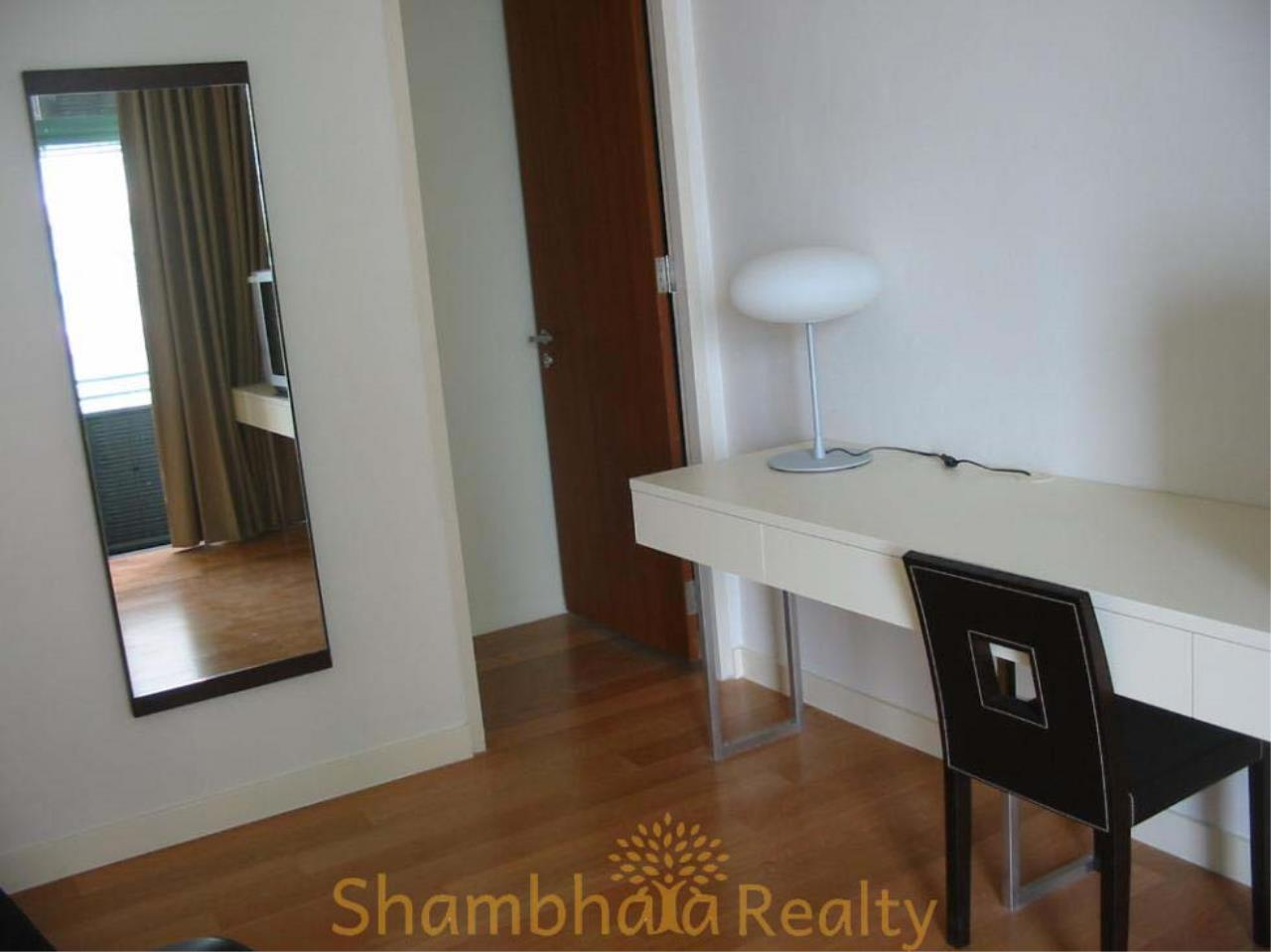 Shambhala Realty Agency's Chatrium Residence Riverside  Condominium for Rent in Chareon Krung road 6