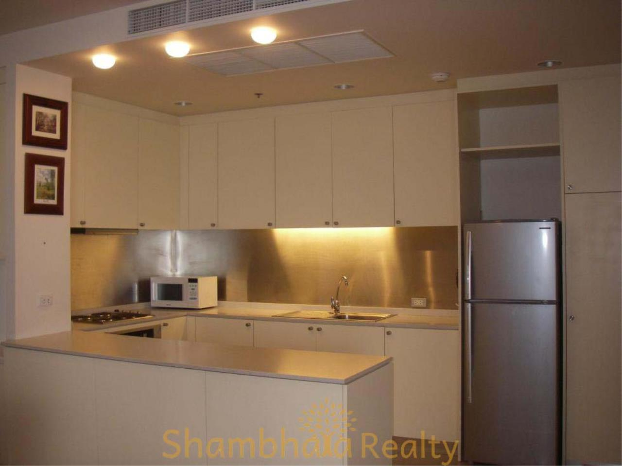 Shambhala Realty Agency's Chatrium Residence Riverside  Condominium for Rent in Chareon Krung road 3
