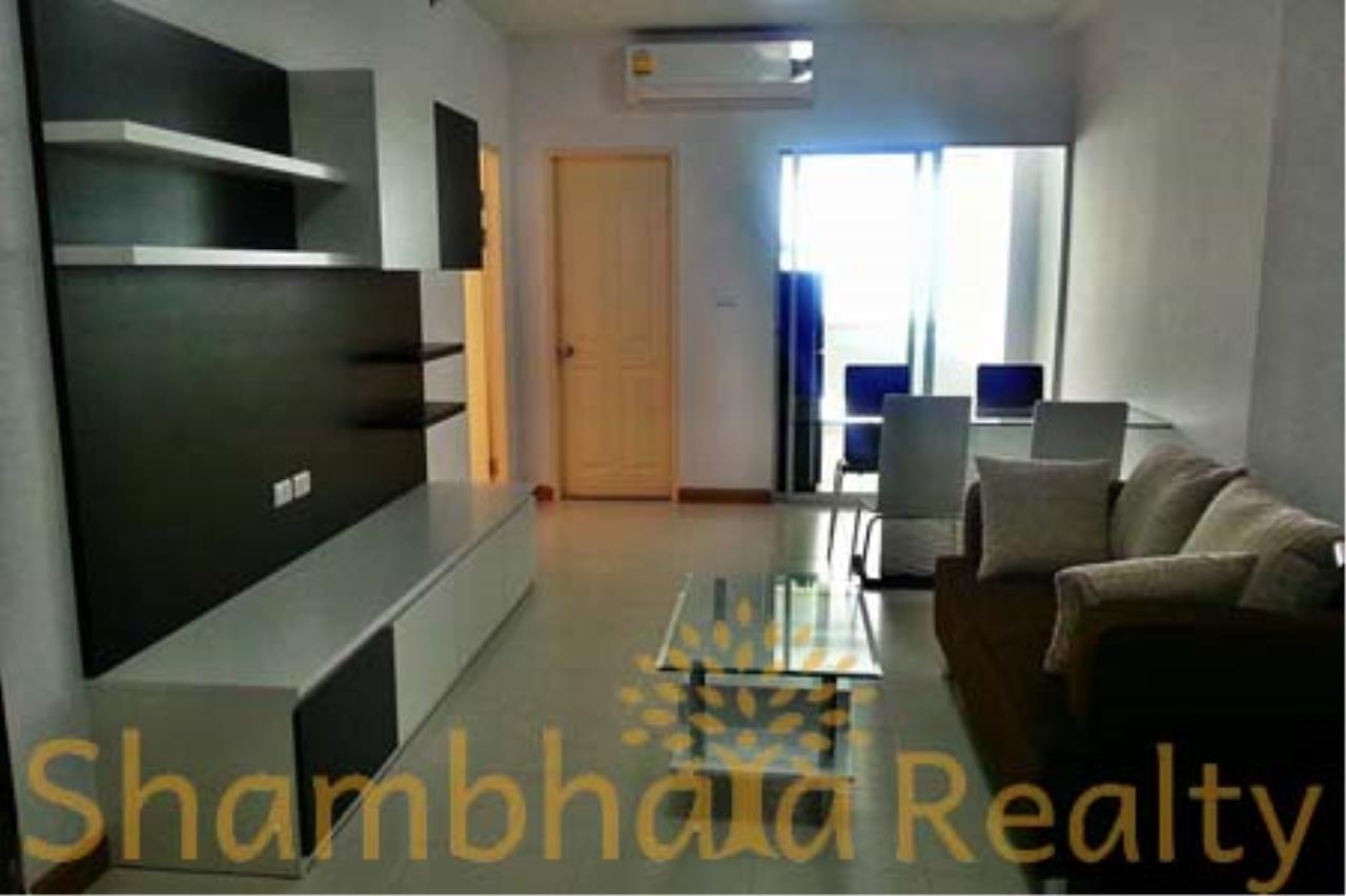 Shambhala Realty Agency's Supalai Park Asoke Ratchada Condominium for Rent in  Ratchada, Din Daeng 20