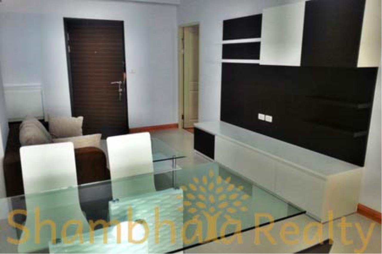 Shambhala Realty Agency's Supalai Park Asoke Ratchada Condominium for Rent in  Ratchada, Din Daeng 13