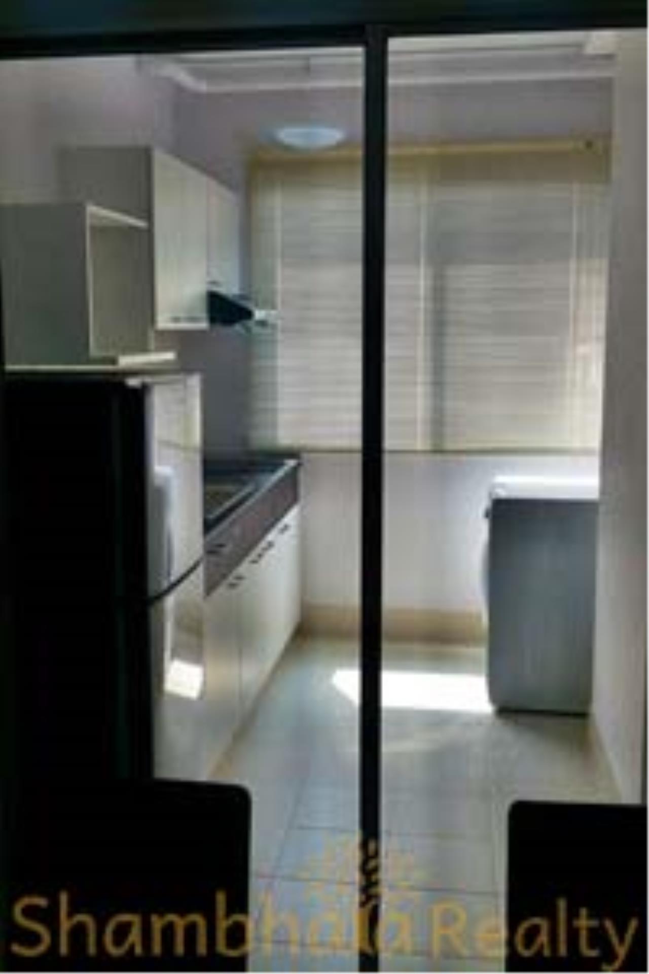 Shambhala Realty Agency's Supalai Park Asoke Ratchada Condominium for Rent in  Ratchada, Din Daeng 12