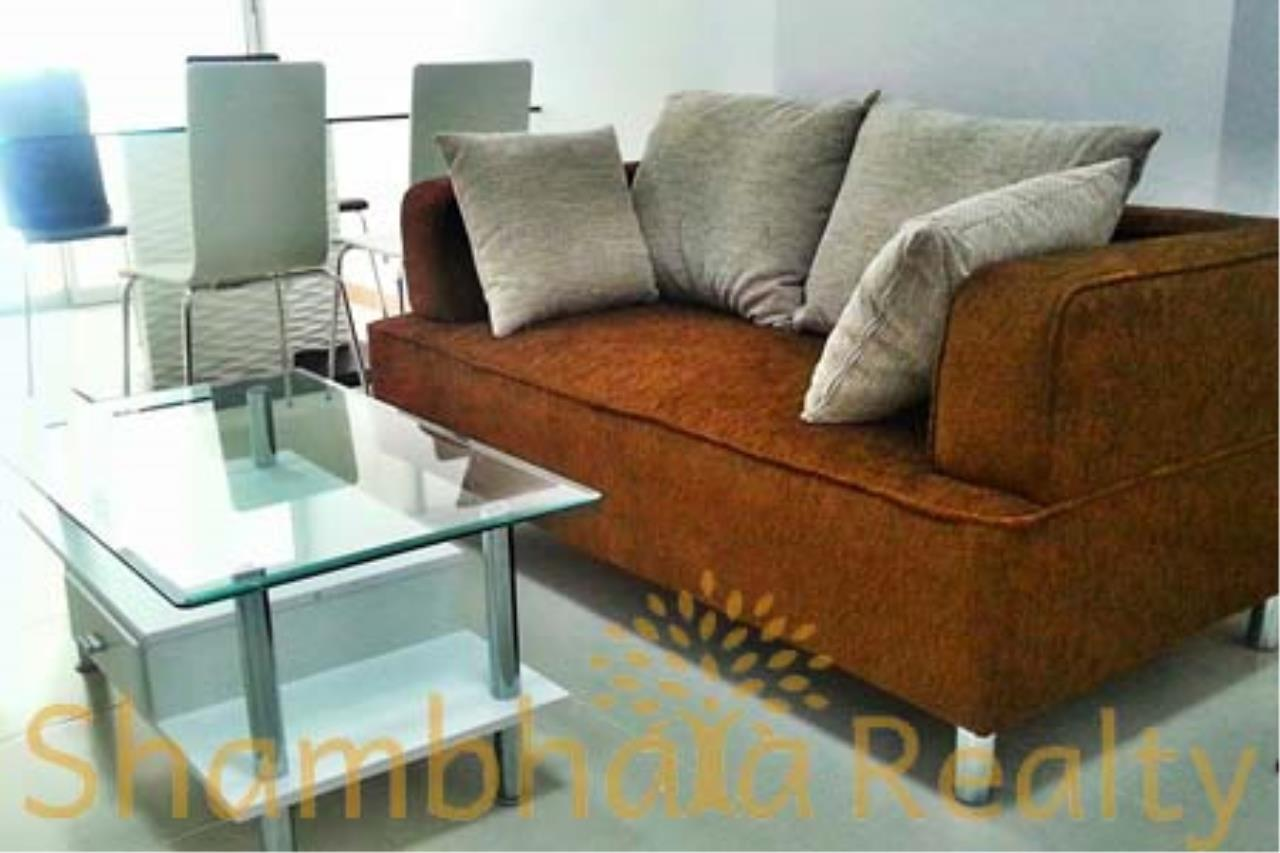 Shambhala Realty Agency's Supalai Park Asoke Ratchada Condominium for Rent in  Ratchada, Din Daeng 16