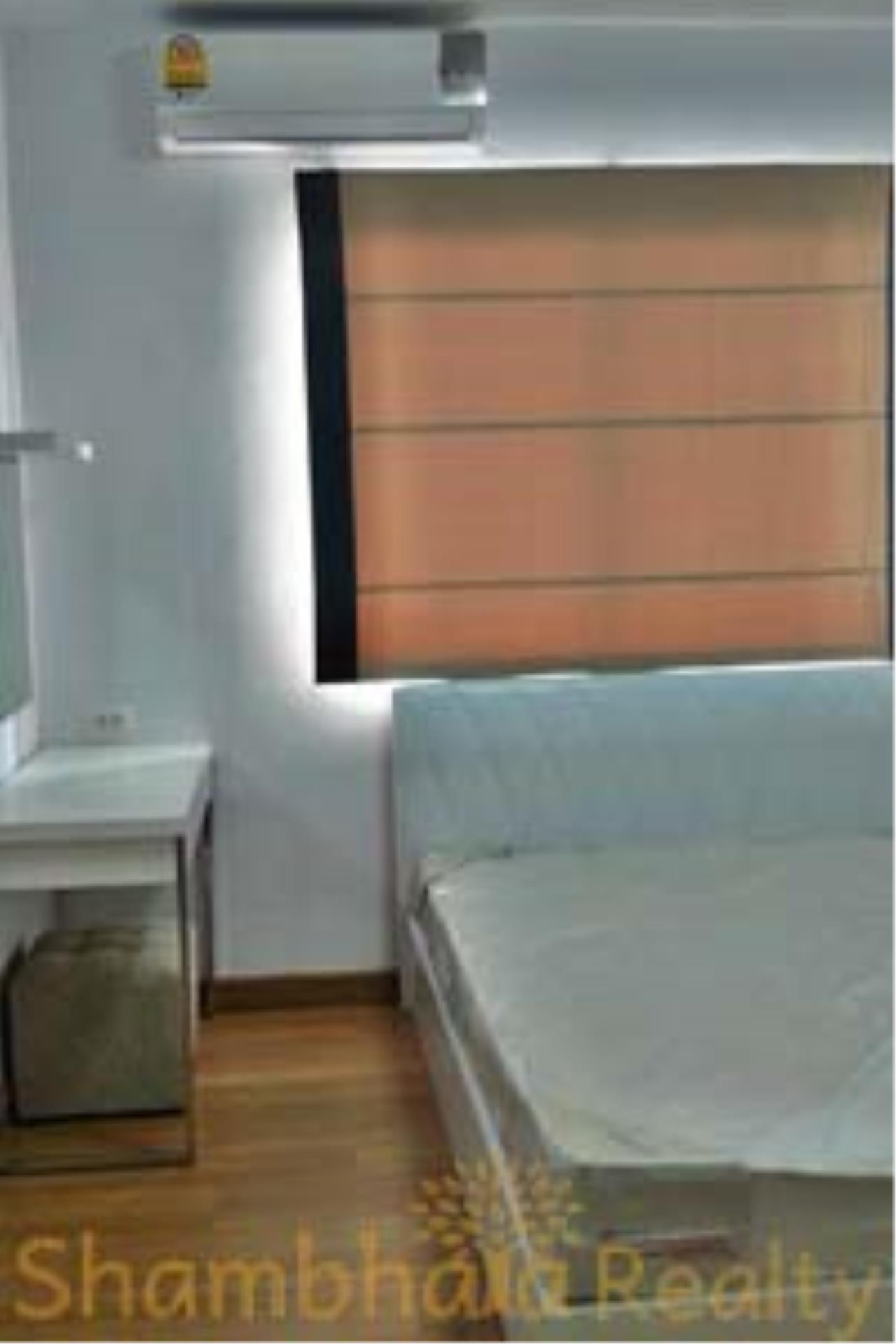 Shambhala Realty Agency's Supalai Park Asoke Ratchada Condominium for Rent in  Ratchada, Din Daeng 11