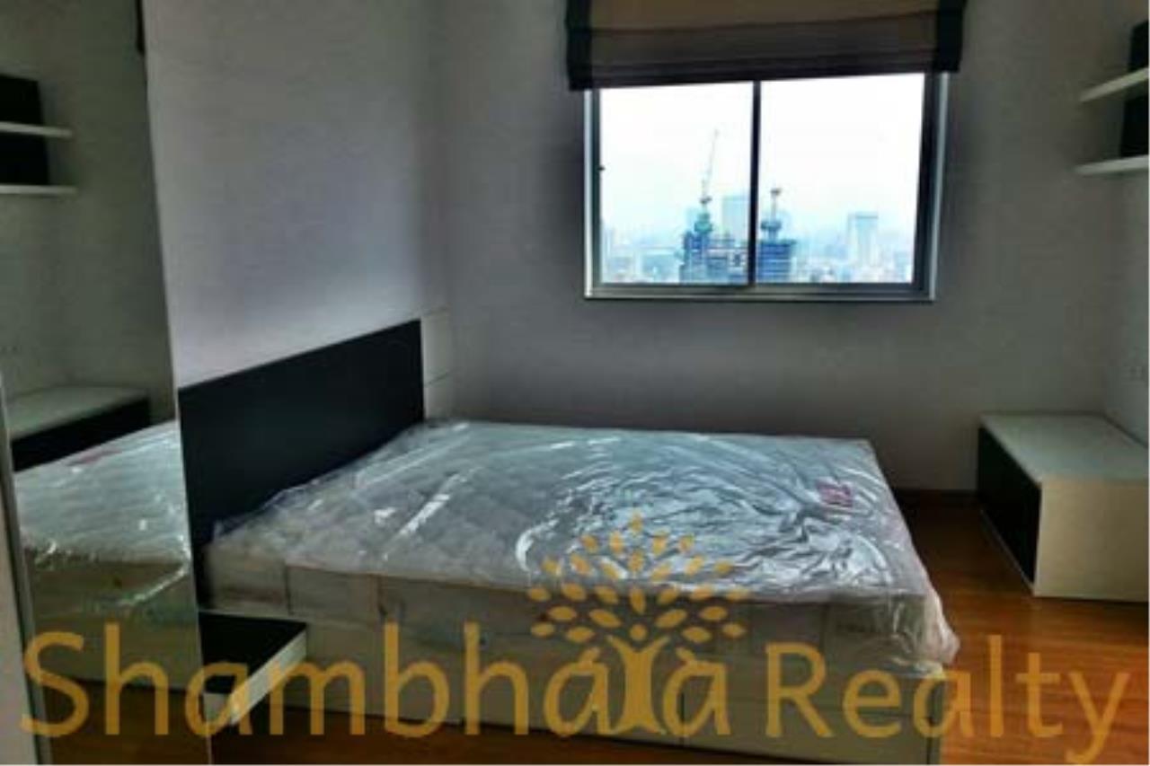 Shambhala Realty Agency's Supalai Park Asoke Ratchada Condominium for Rent in  Ratchada, Din Daeng 14