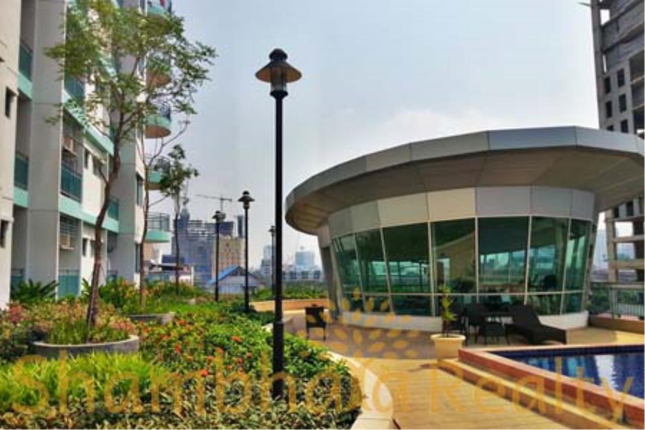 Shambhala Realty Agency's Supalai Park Asoke Ratchada Condominium for Rent in  Ratchada, Din Daeng 6