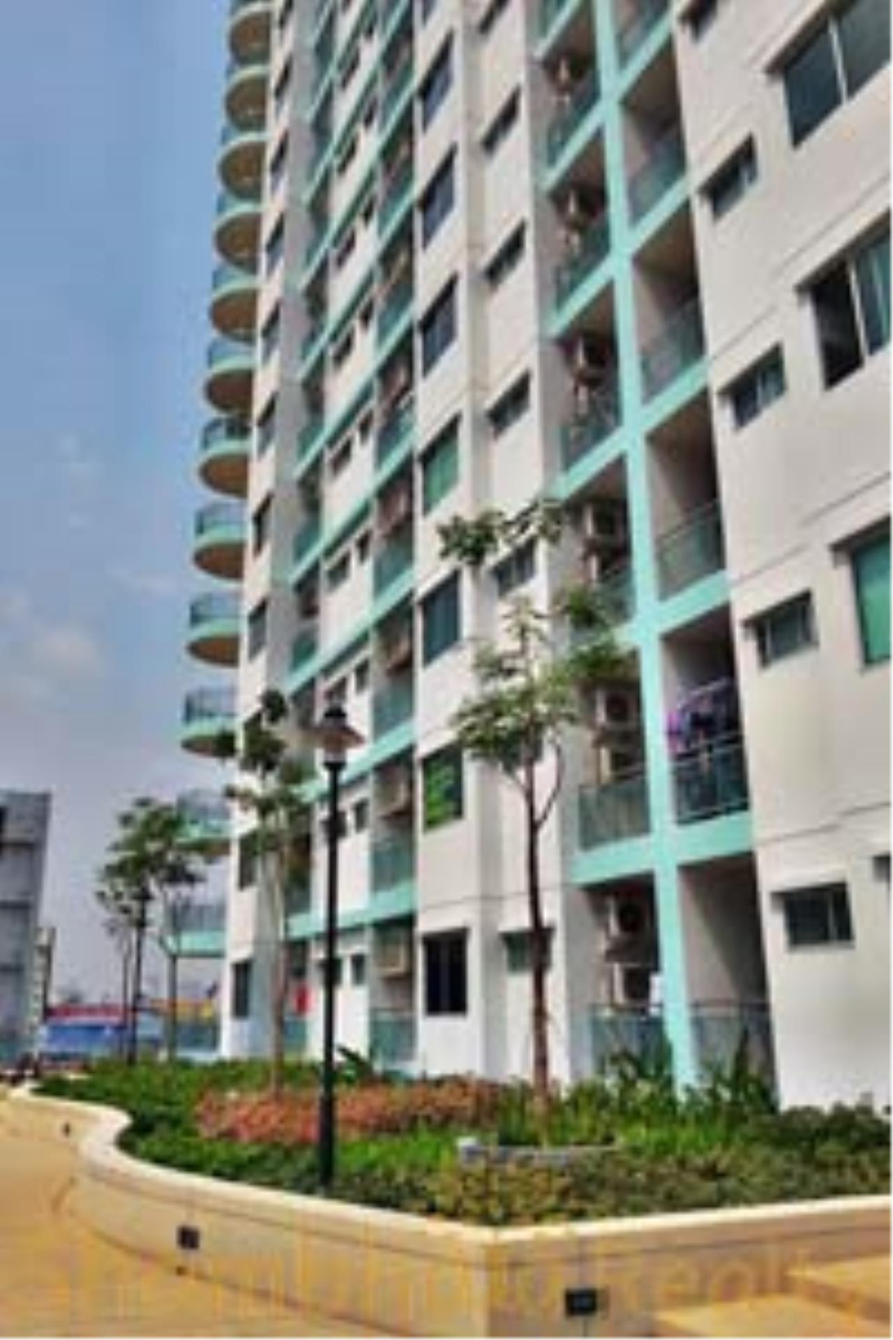 Shambhala Realty Agency's Supalai Park Asoke Ratchada Condominium for Rent in  Ratchada, Din Daeng 2