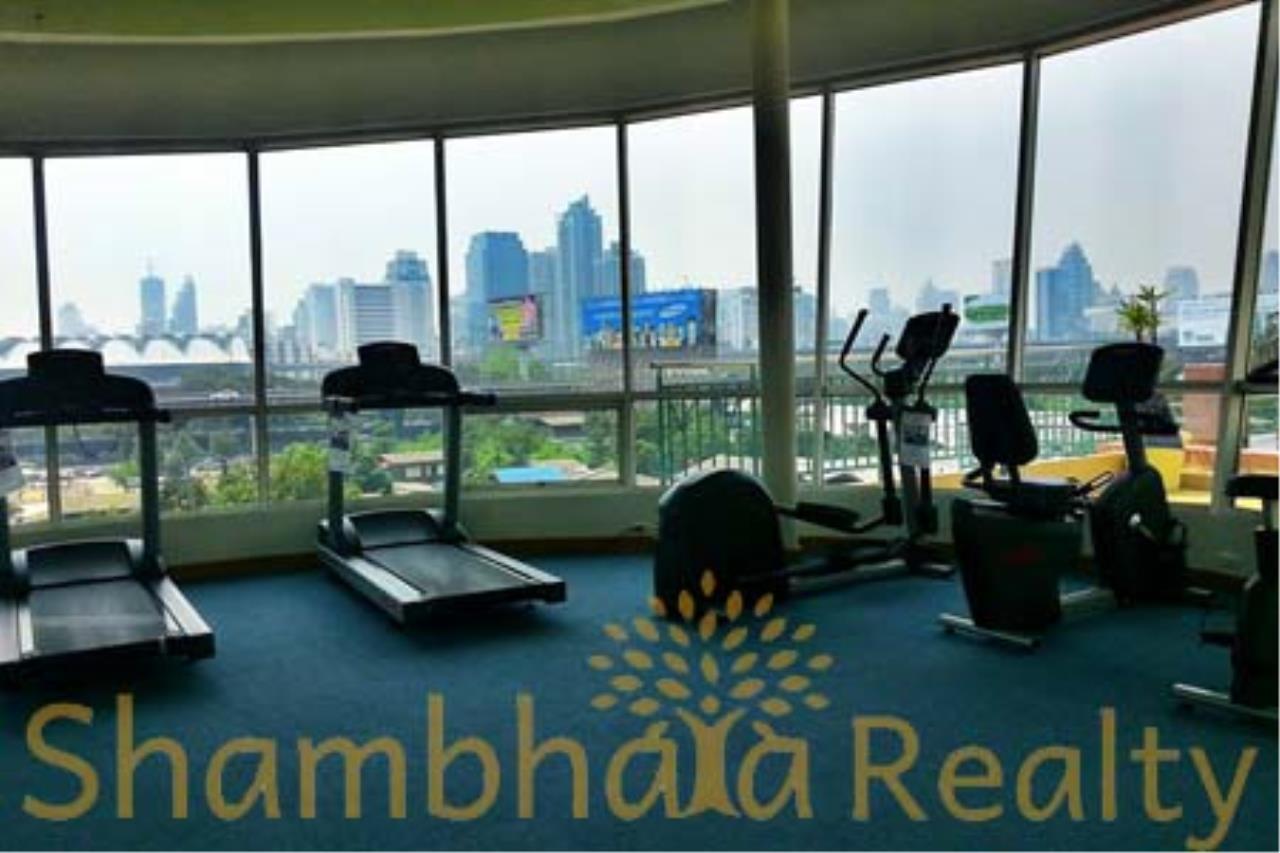 Shambhala Realty Agency's Supalai Park Asoke Ratchada Condominium for Rent in  Ratchada, Din Daeng 1
