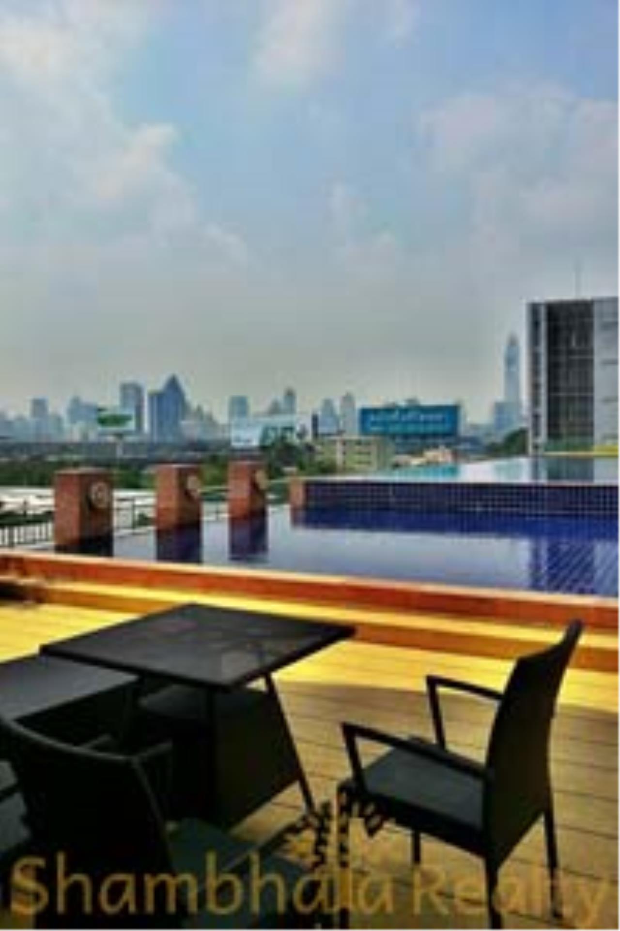 Shambhala Realty Agency's Supalai Park Asoke Ratchada Condominium for Rent in  Ratchada, Din Daeng 17