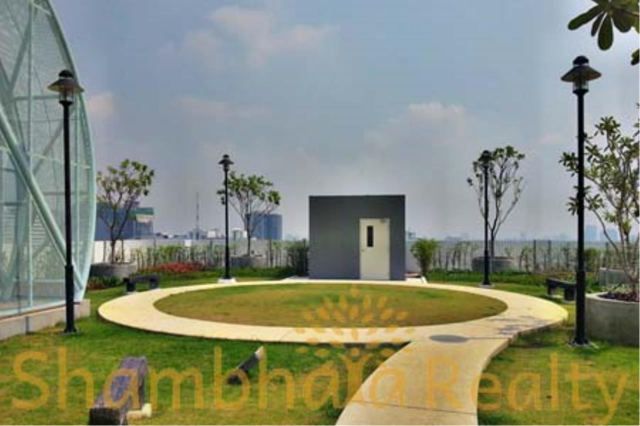 Shambhala Realty Agency's Supalai Park Asoke Ratchada Condominium for Rent in  Ratchada, Din Daeng 8