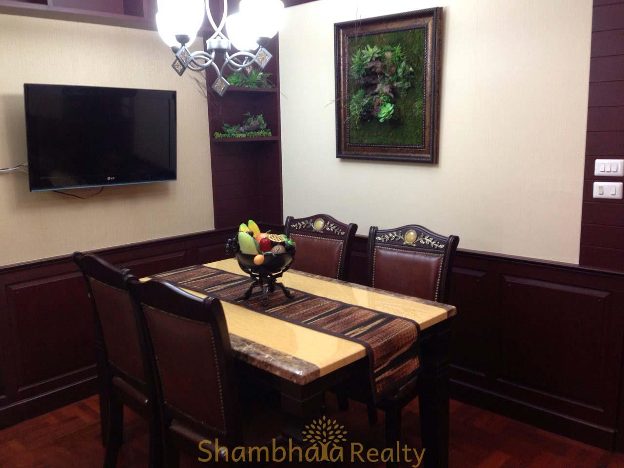 Shambhala Realty Agency's Sukhumvit Park  Condominium for Rent in Asoke 4