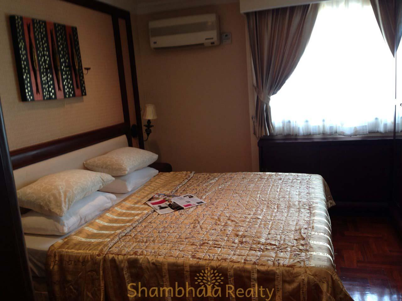 Shambhala Realty Agency's Sukhumvit Park  Condominium for Rent in Asoke 3