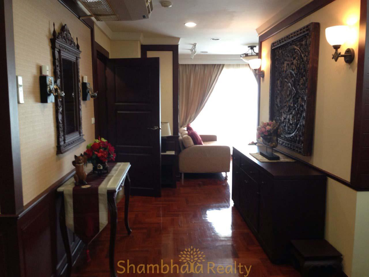 Shambhala Realty Agency's Sukhumvit Park  Condominium for Rent in Asoke 2