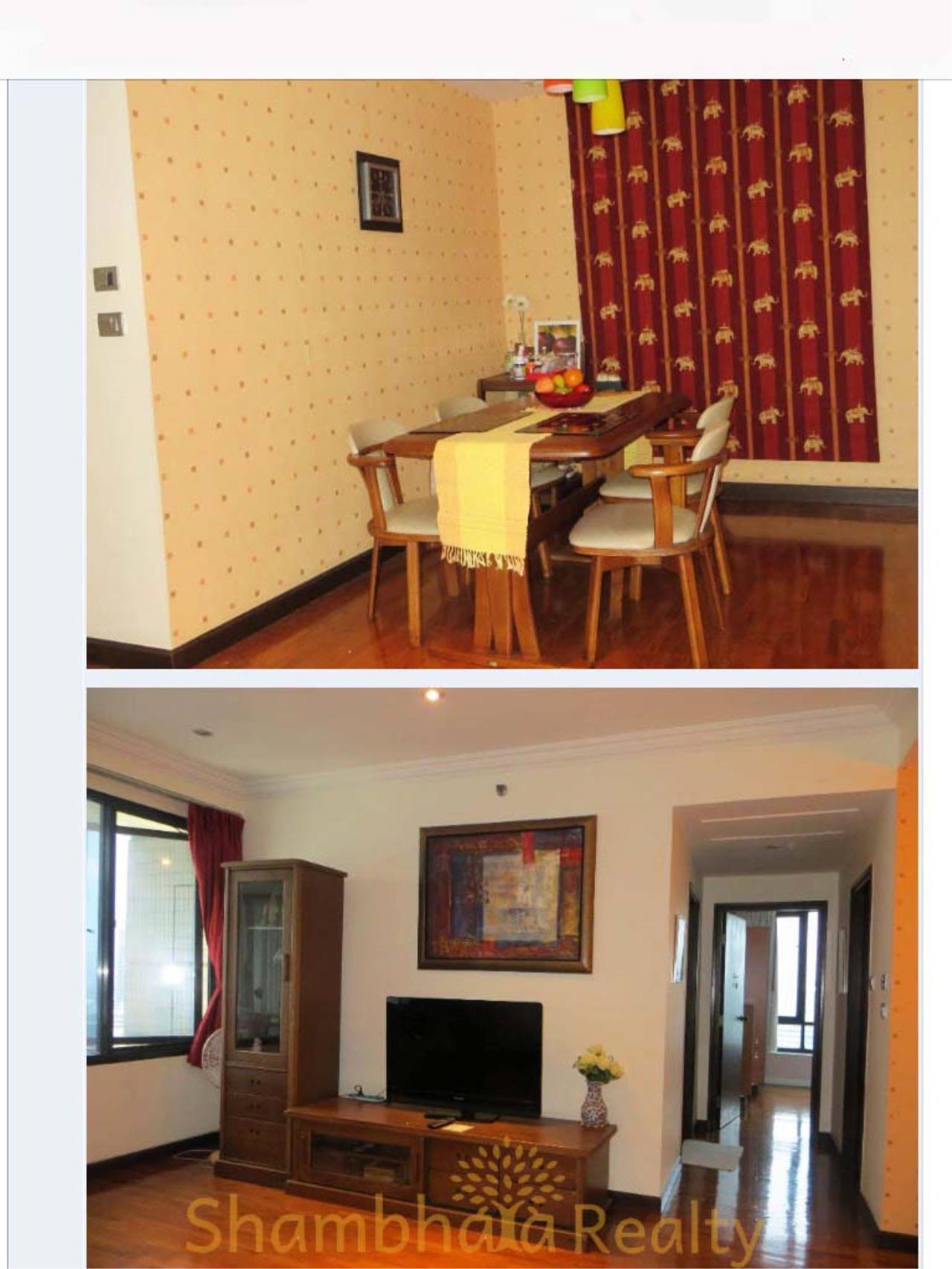Shambhala Realty Agency's Baan Piya Sathorn  Condominium for Rent 8