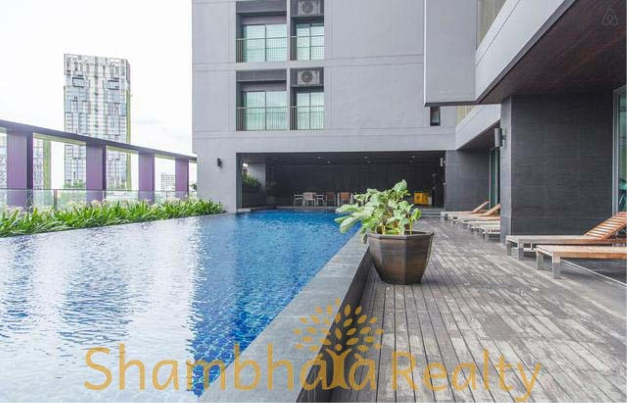 Shambhala Realty Agency's Noble Remix Condominium for Sale/Rent in Sukhumvit 36 1