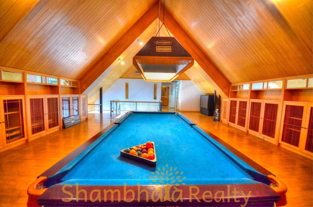 Shambhala Realty Agency's Saichol Mansion Penthouse 360° Panoramic View of the Chao Praya River Condominium for Sale/Rent 25