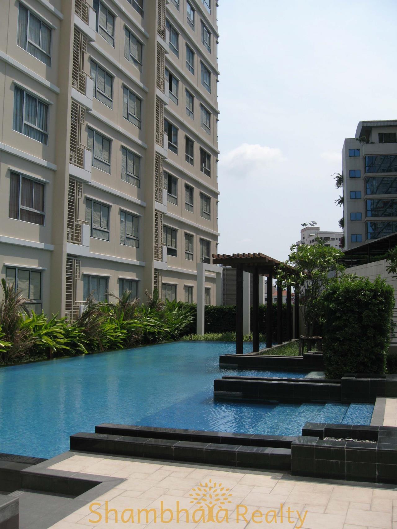 Shambhala Realty Agency's Condo One X Sukhumvit 26 Condominium for Rent in Sukhumvit 26 1
