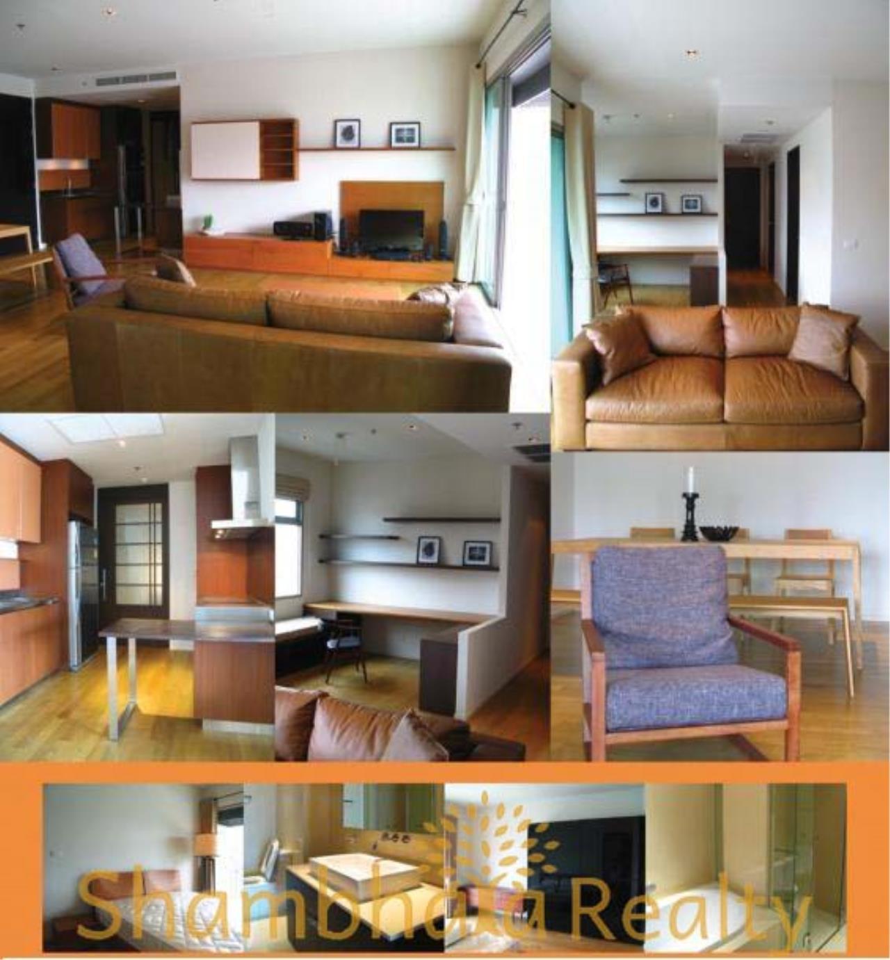 Shambhala Realty Agency's The Madison Condominium for Rent in Sukhumvit 41 1