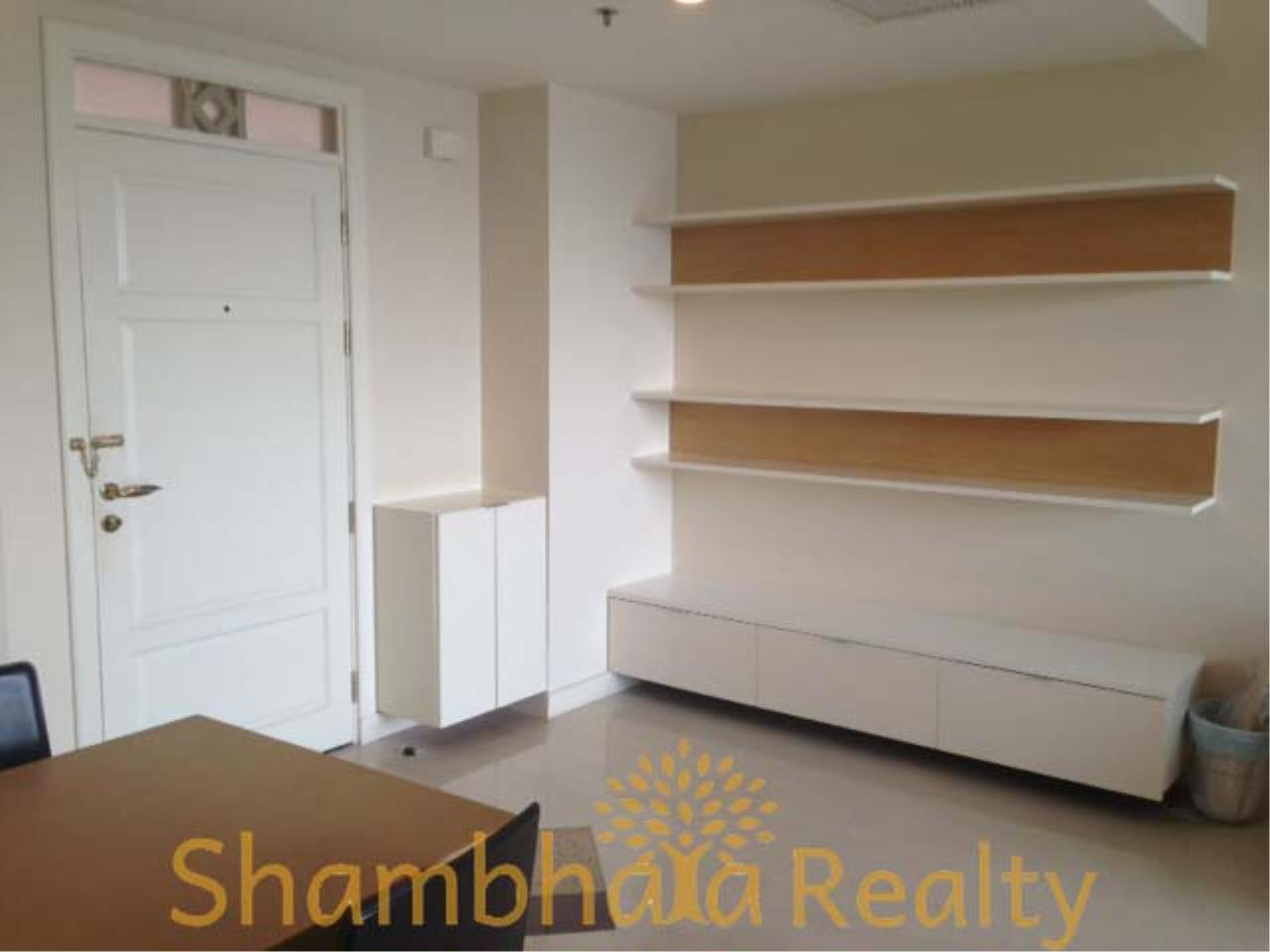 Shambhala Realty Agency's Supalai Oriental Place Condominium for Rent in Soi Suan Plu 8 4