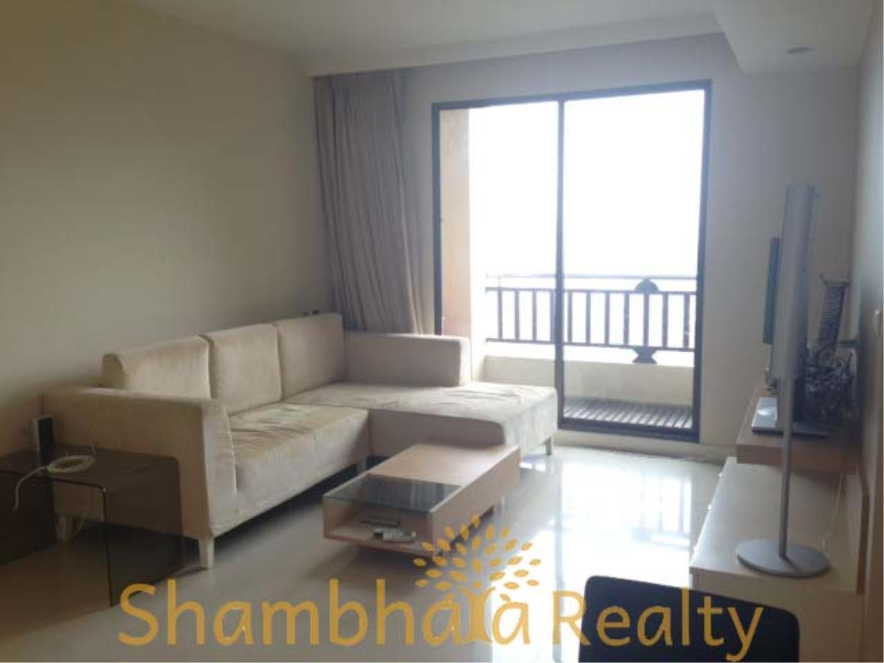Shambhala Realty Agency's Supalai Oriental Place Condominium for Rent in Soi Suan Plu 8 2