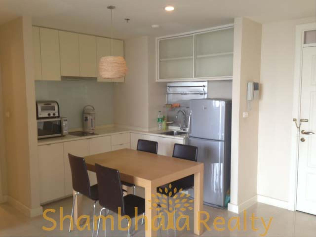 Shambhala Realty Agency's Supalai Oriental Place Condominium for Rent in Soi Suan Plu 8 1