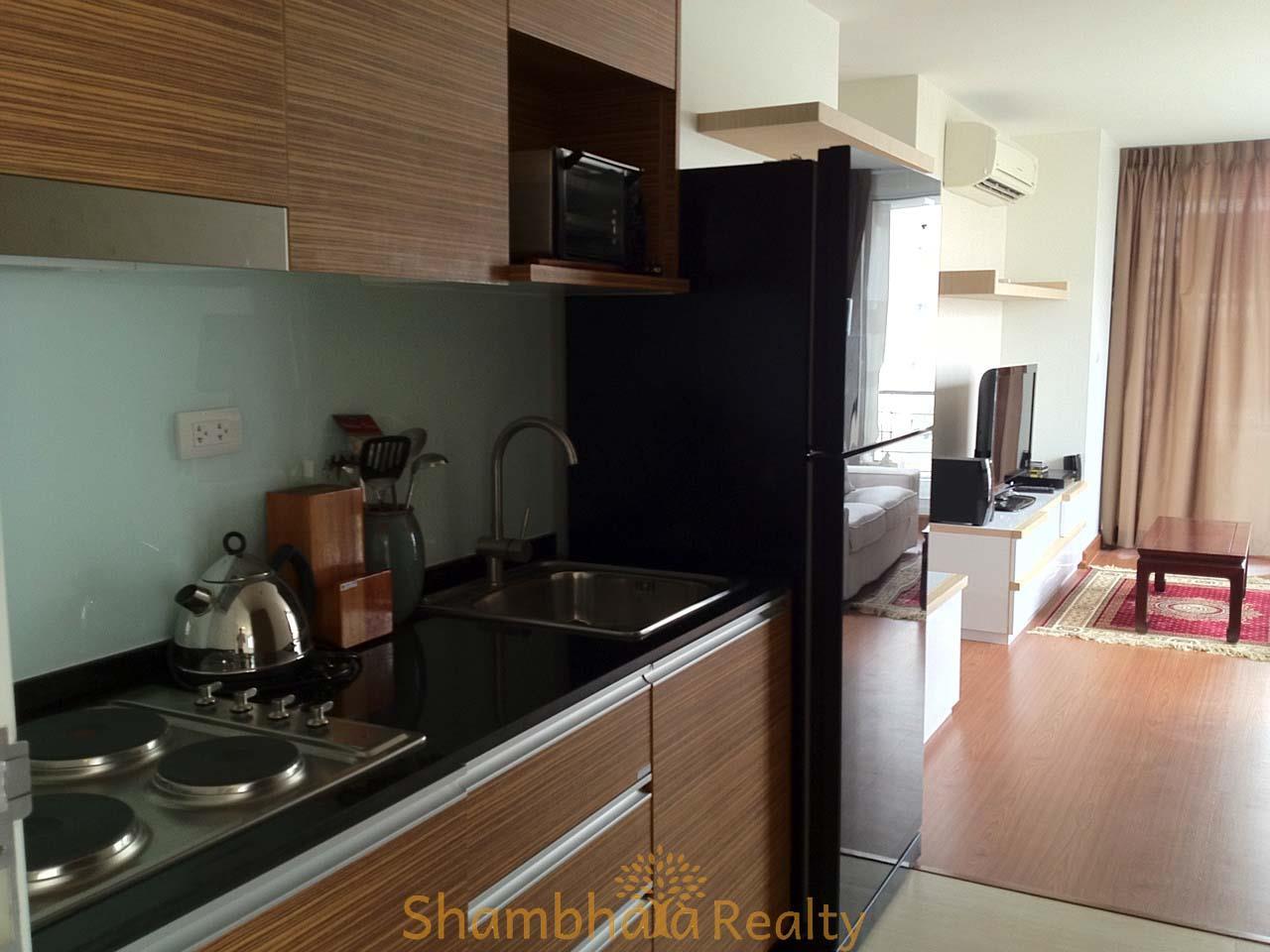 Shambhala Realty Agency's The Treasure  Condominium for Sale/Rent in 91 Pan Road, Silom 5