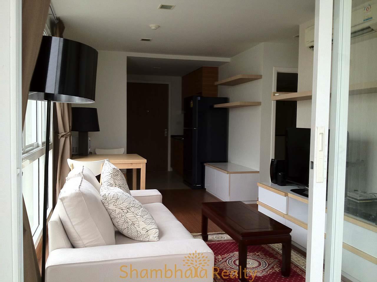 Shambhala Realty Agency's The Treasure  Condominium for Sale/Rent in 91 Pan Road, Silom 3