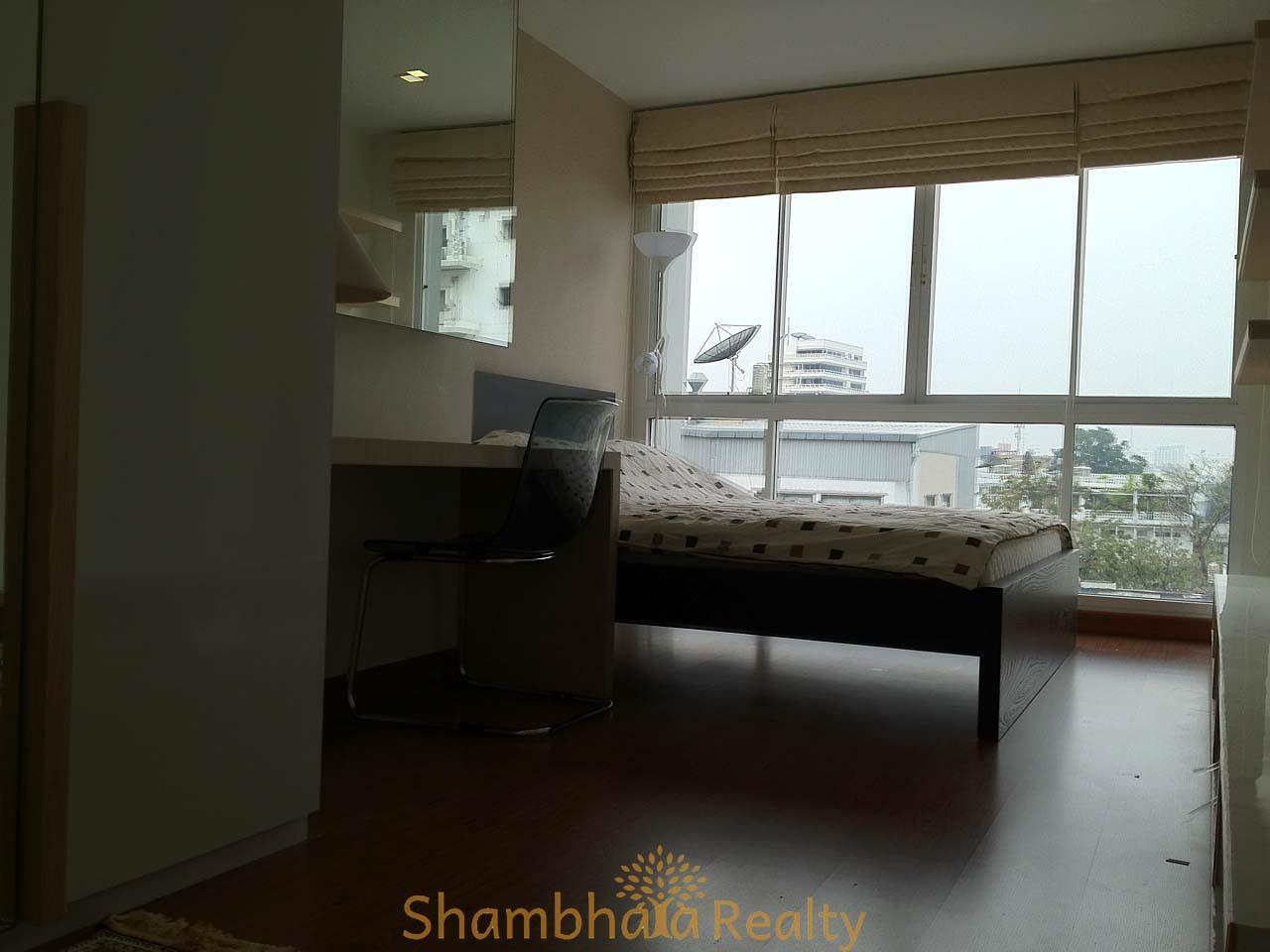 Shambhala Realty Agency's The Treasure  Condominium for Sale/Rent in 91 Pan Road, Silom 1