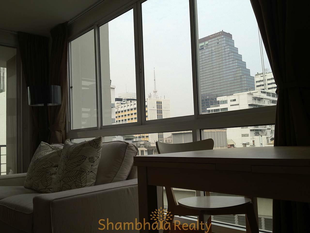 Shambhala Realty Agency's The Treasure  Condominium for Sale/Rent in 91 Pan Road, Silom 4