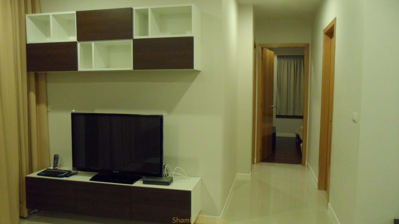 Shambhala Realty Agency's Circle 1 Condominium for Rent in Petchburi 36 2