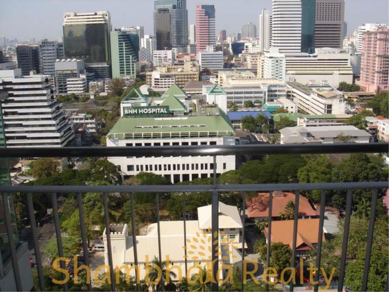 Shambhala Realty Agency's Urbana Sathorn Condominium for Rent in South Sathorn 5
