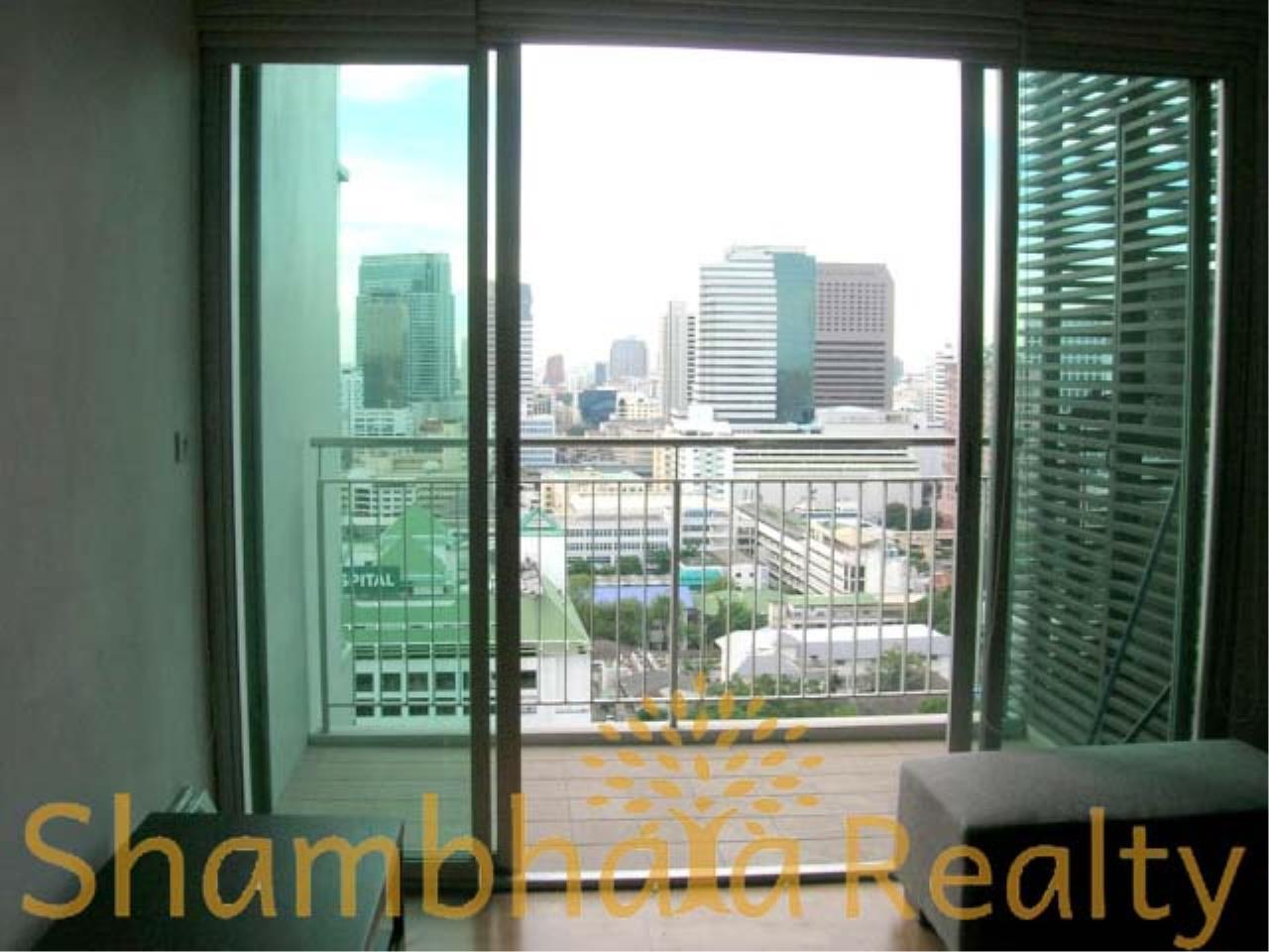 Shambhala Realty Agency's Urbana Sathorn Condominium for Rent in South Sathorn 4