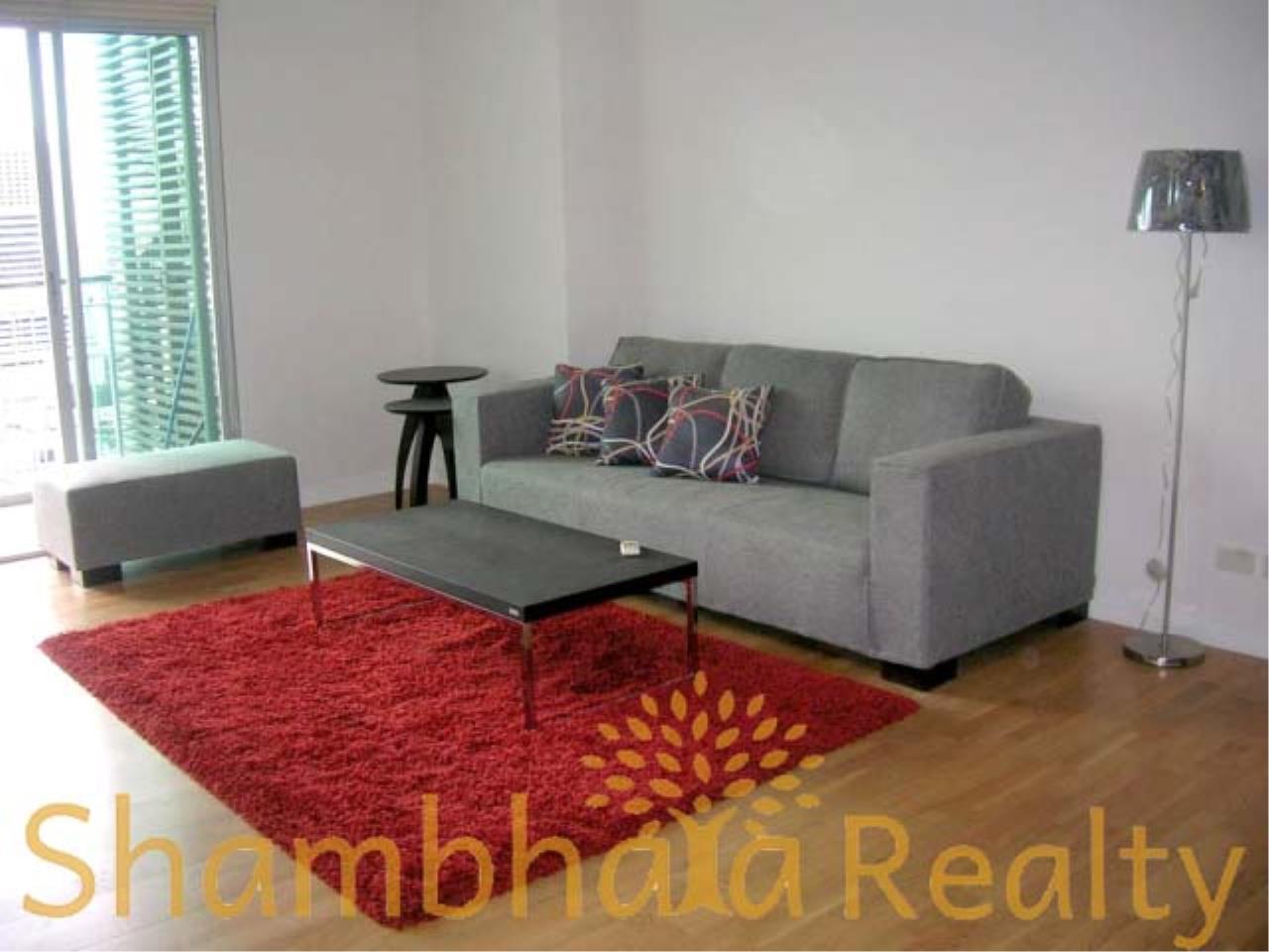 Shambhala Realty Agency's Urbana Sathorn Condominium for Rent in South Sathorn 3