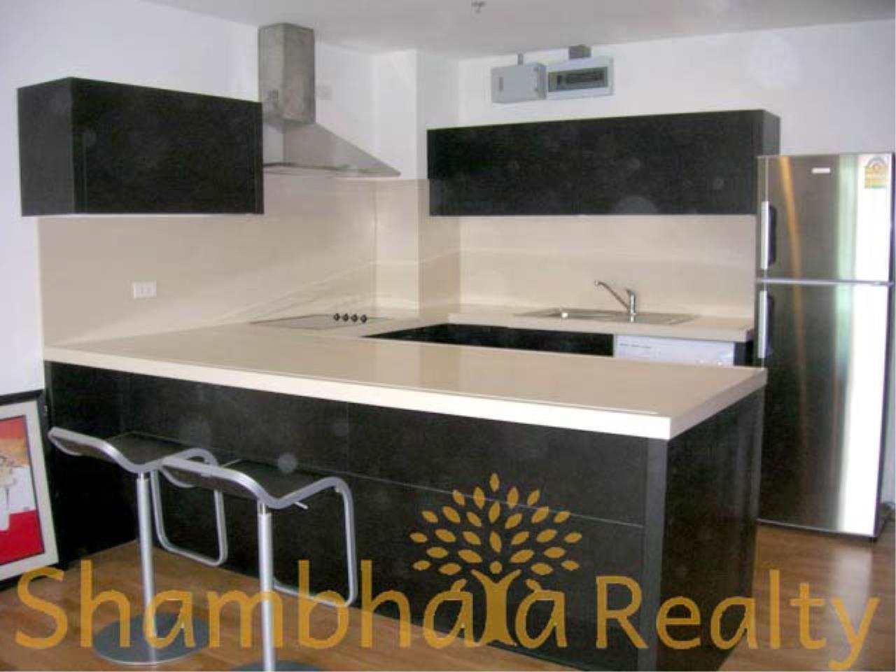 Shambhala Realty Agency's Urbana Sathorn Condominium for Rent in South Sathorn 2