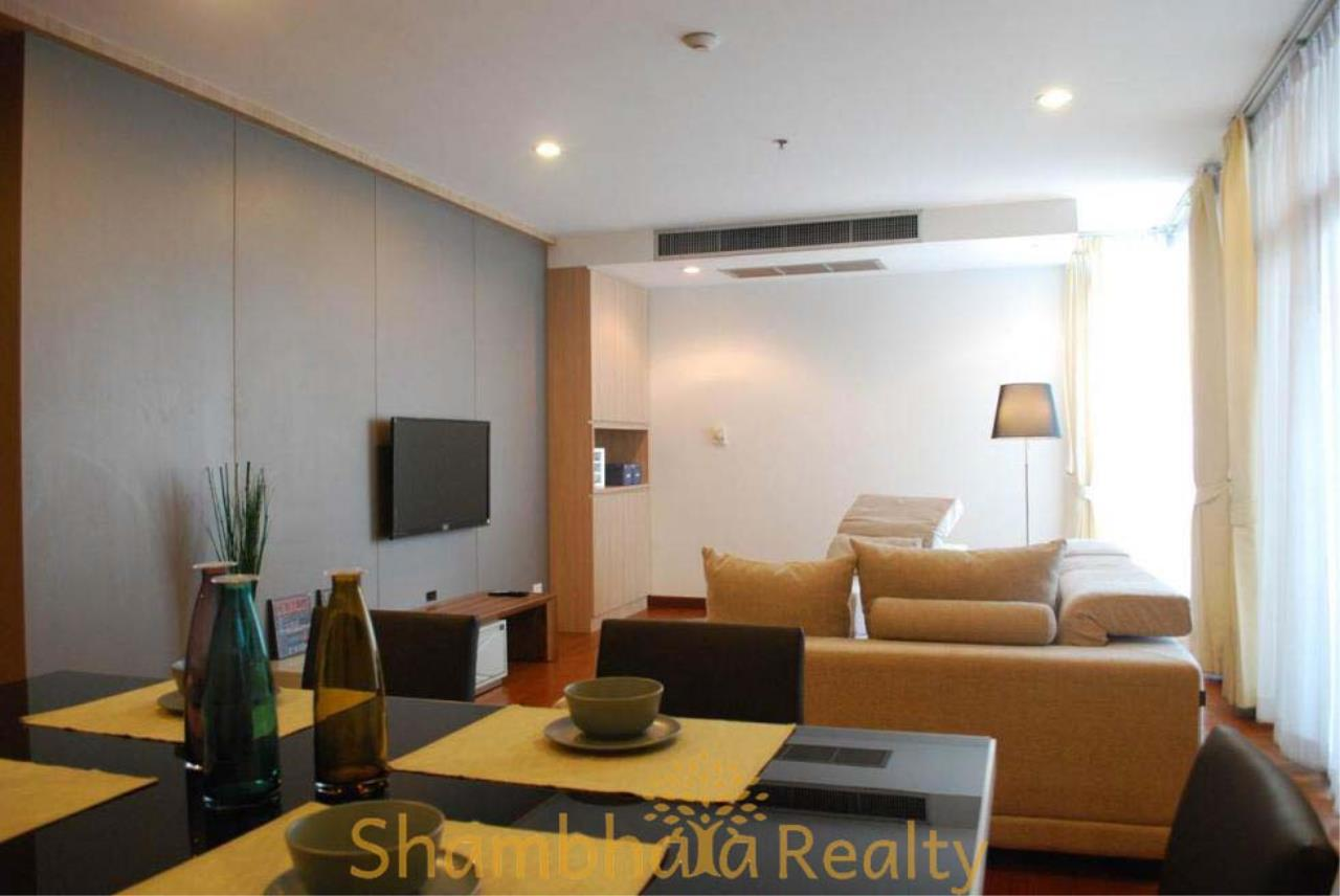 Shambhala Realty Agency's Grand Langsuan Condominium Condominium for Rent in Ploenchit, Langsuan 2