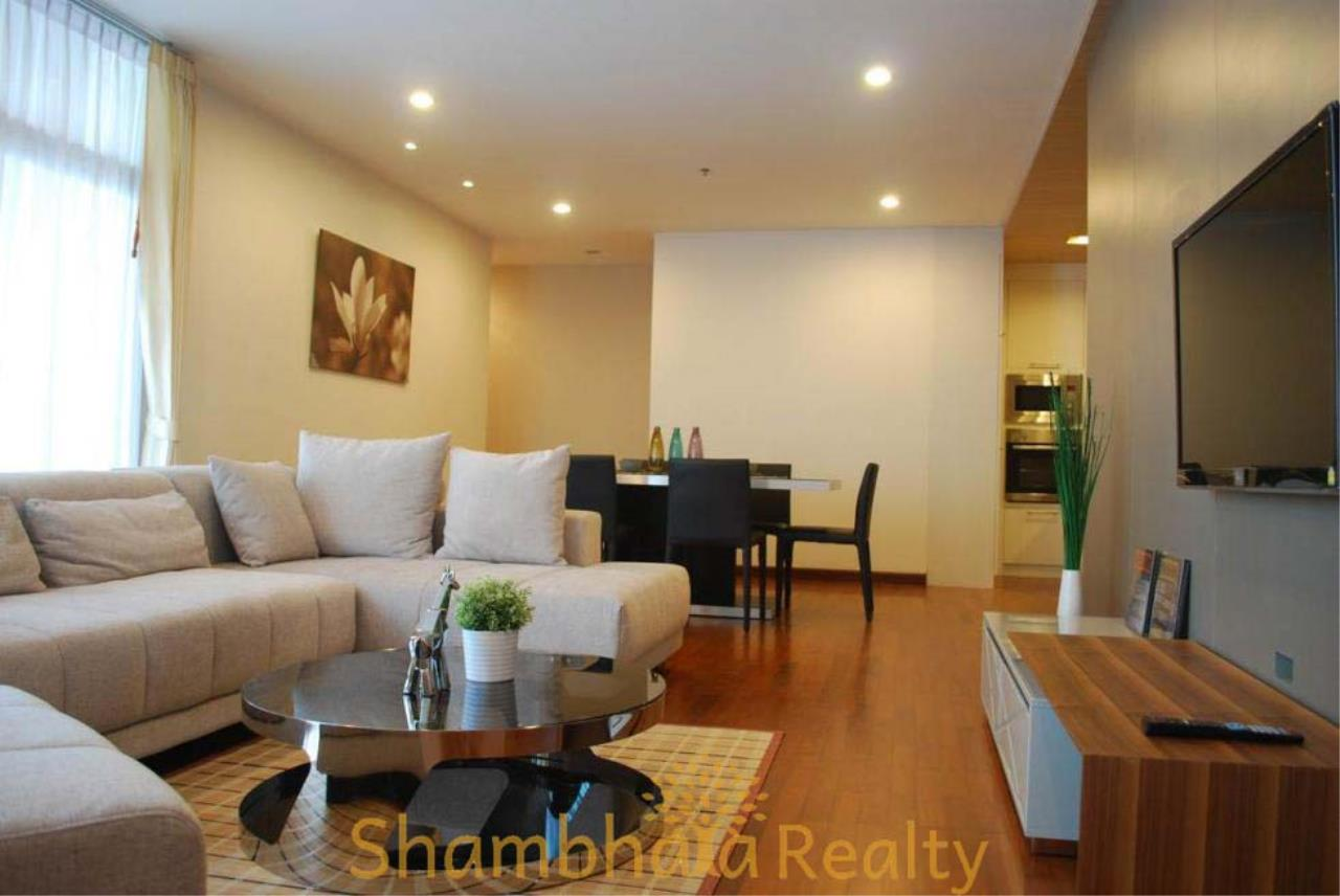 Shambhala Realty Agency's Grand Langsuan Condominium Condominium for Rent in Ploenchit, Langsuan 9