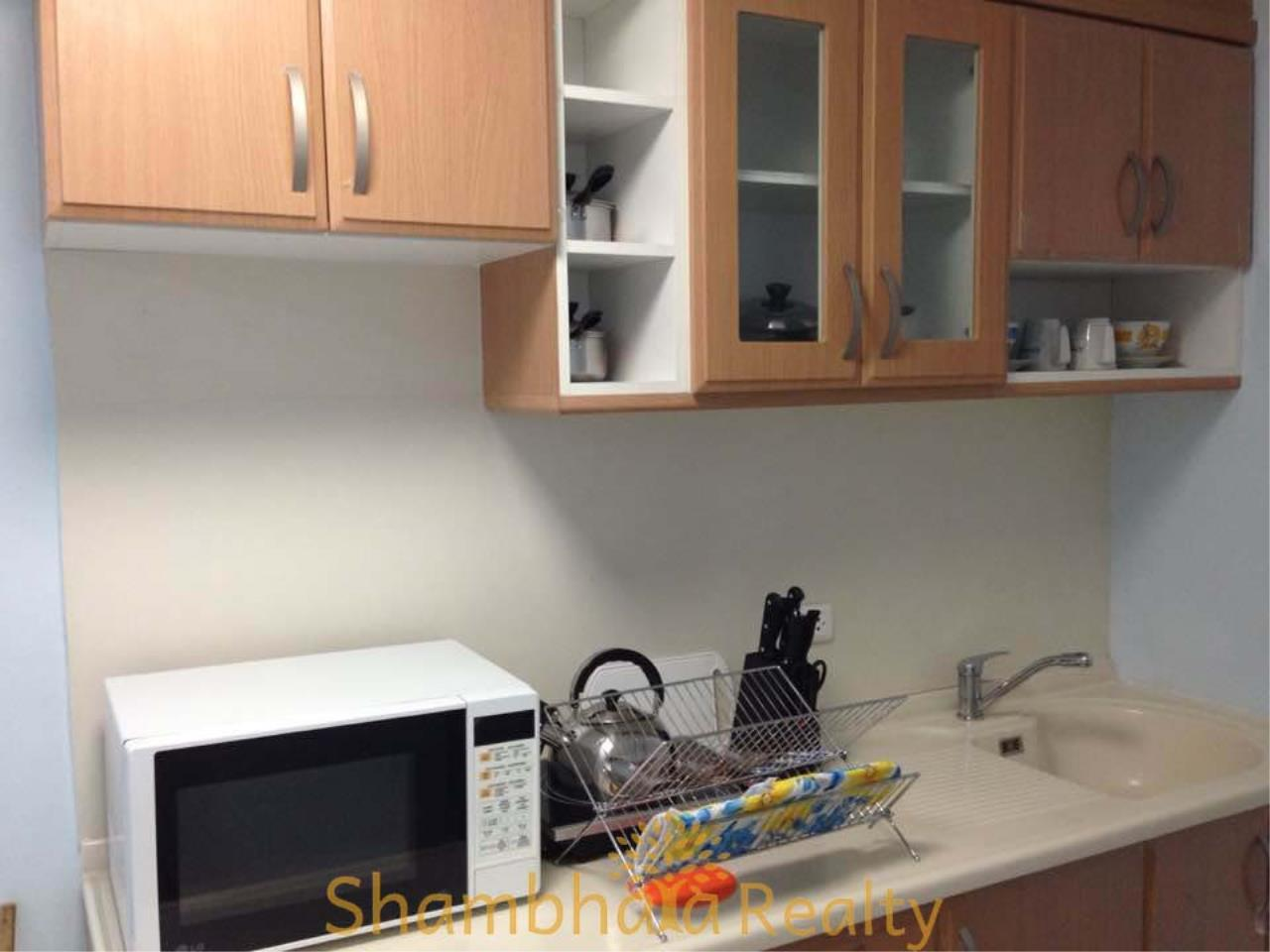 Shambhala Realty Agency's Supalai Premier Place Asoke Condominium for Sale/Rent in Asok Sukhumvit 21 4