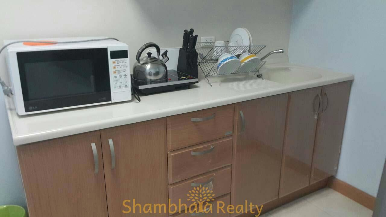Shambhala Realty Agency's Supalai Premier Place Asoke Condominium for Sale/Rent in Asok Sukhumvit 21 6