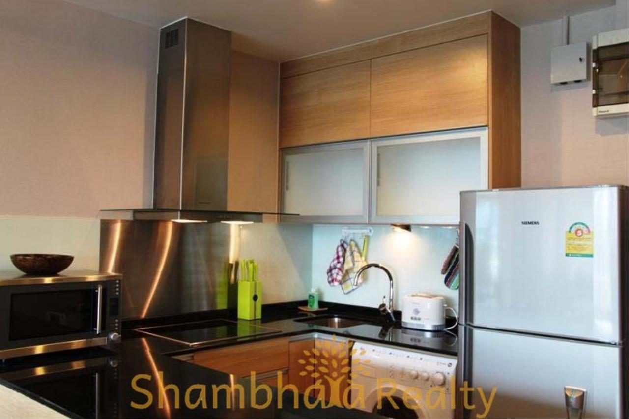 Shambhala Realty Agency's Sathorn Gardens Condominium for Rent in South Sathorn 5