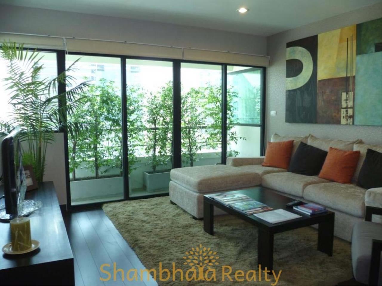 Shambhala Realty Agency's Sathorn Gardens Condominium for Rent in South Sathorn 2