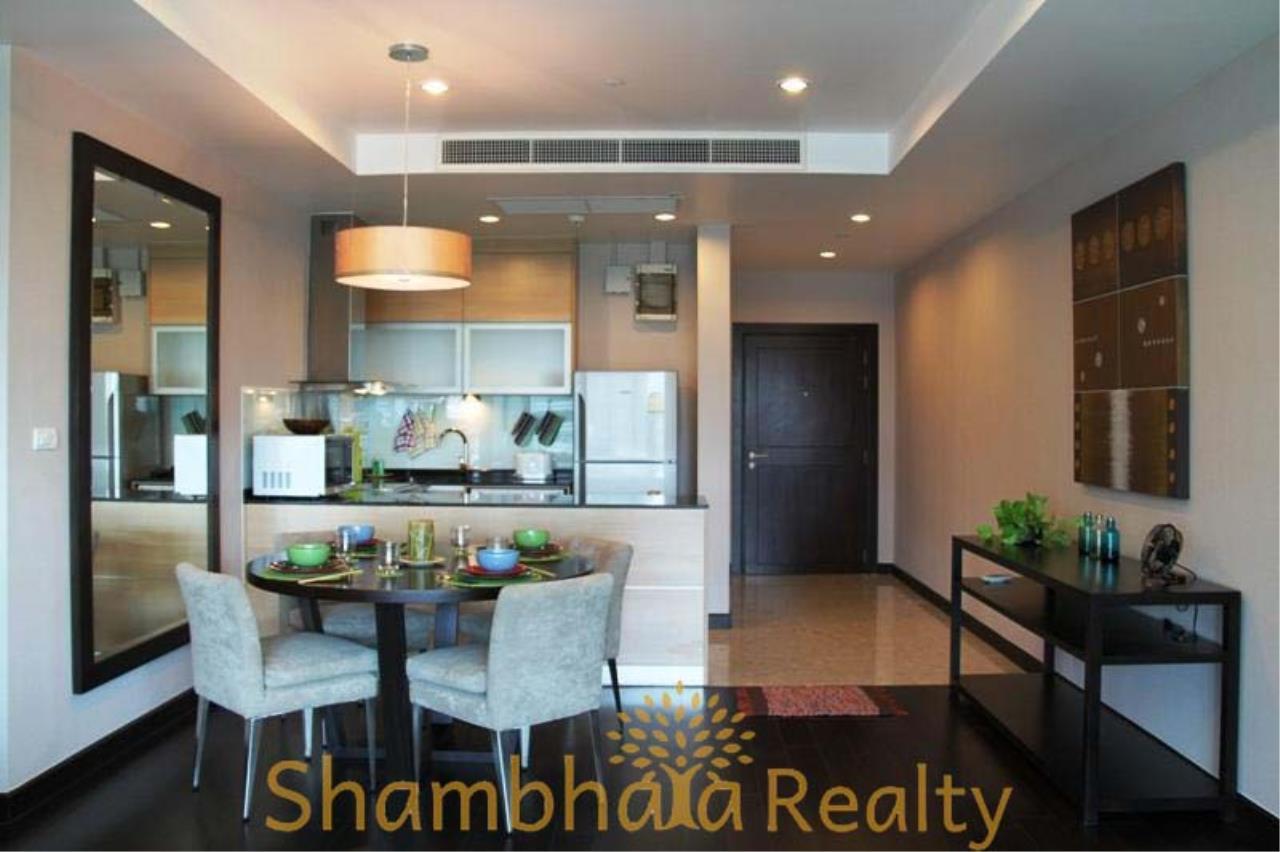 Shambhala Realty Agency's Sathorn Gardens Condominium for Rent in South Sathorn 4