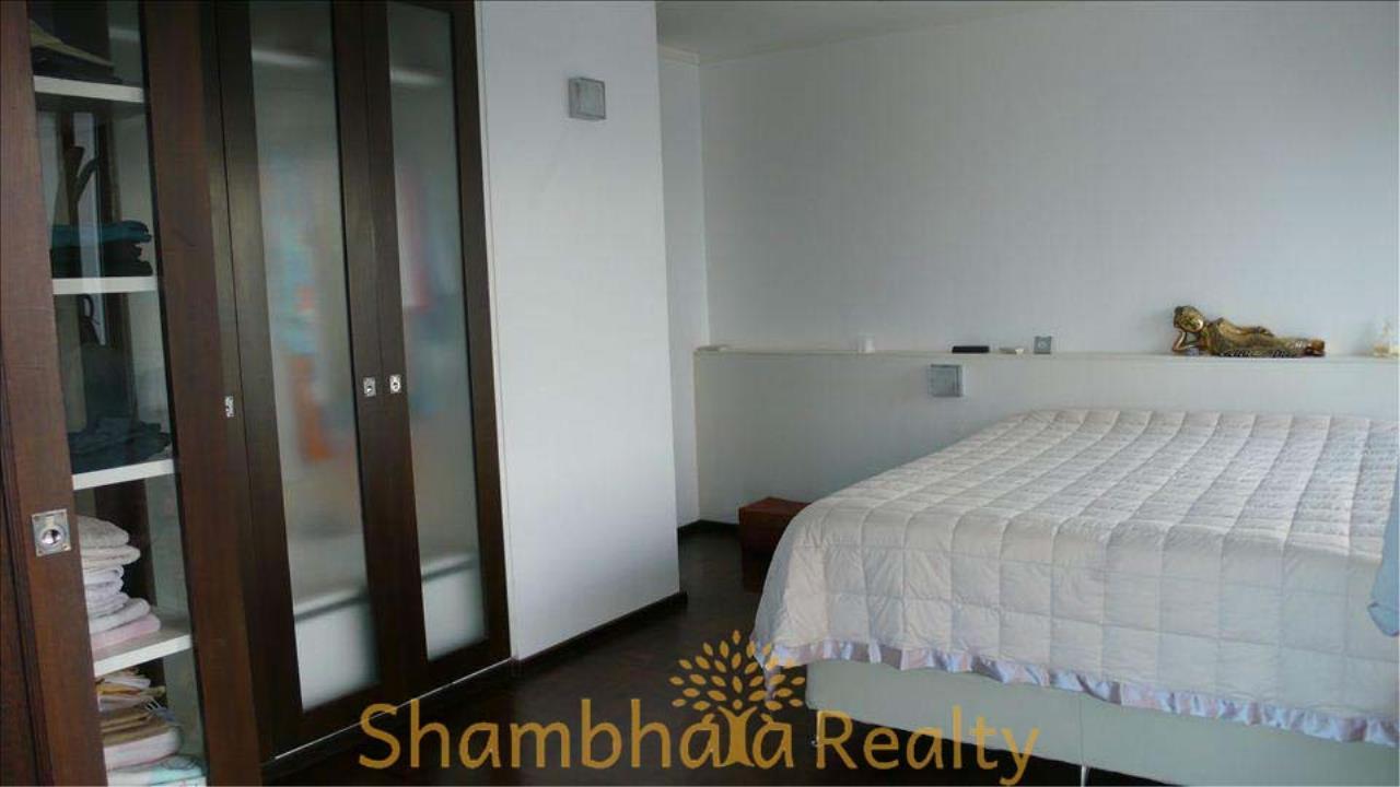 Shambhala Realty Agency's Silom Suite Condominium for Rent in Soi Sathorn 10, Surasak 5