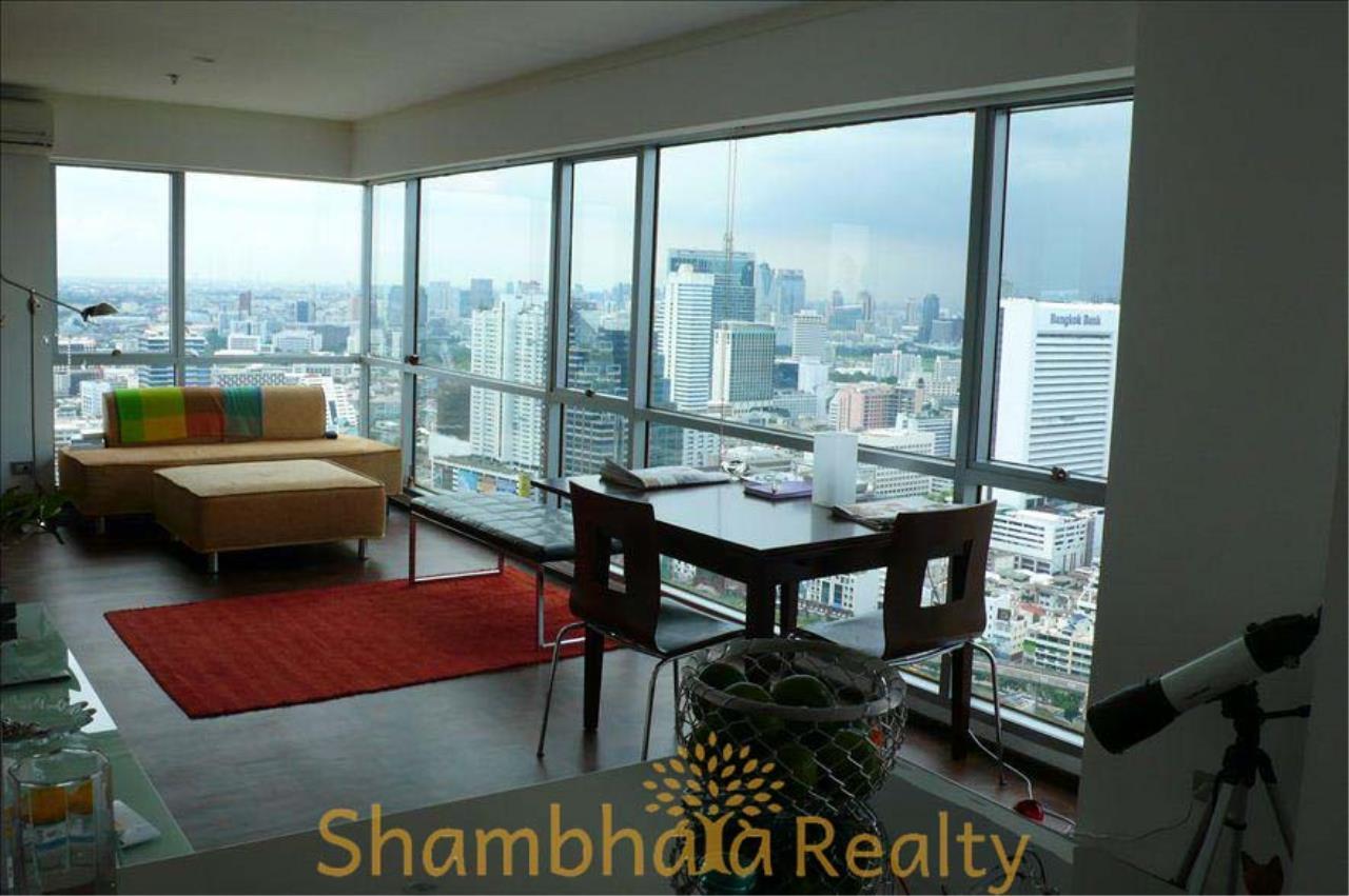 Shambhala Realty Agency's Silom Suite Condominium for Rent in Soi Sathorn 10, Surasak 4