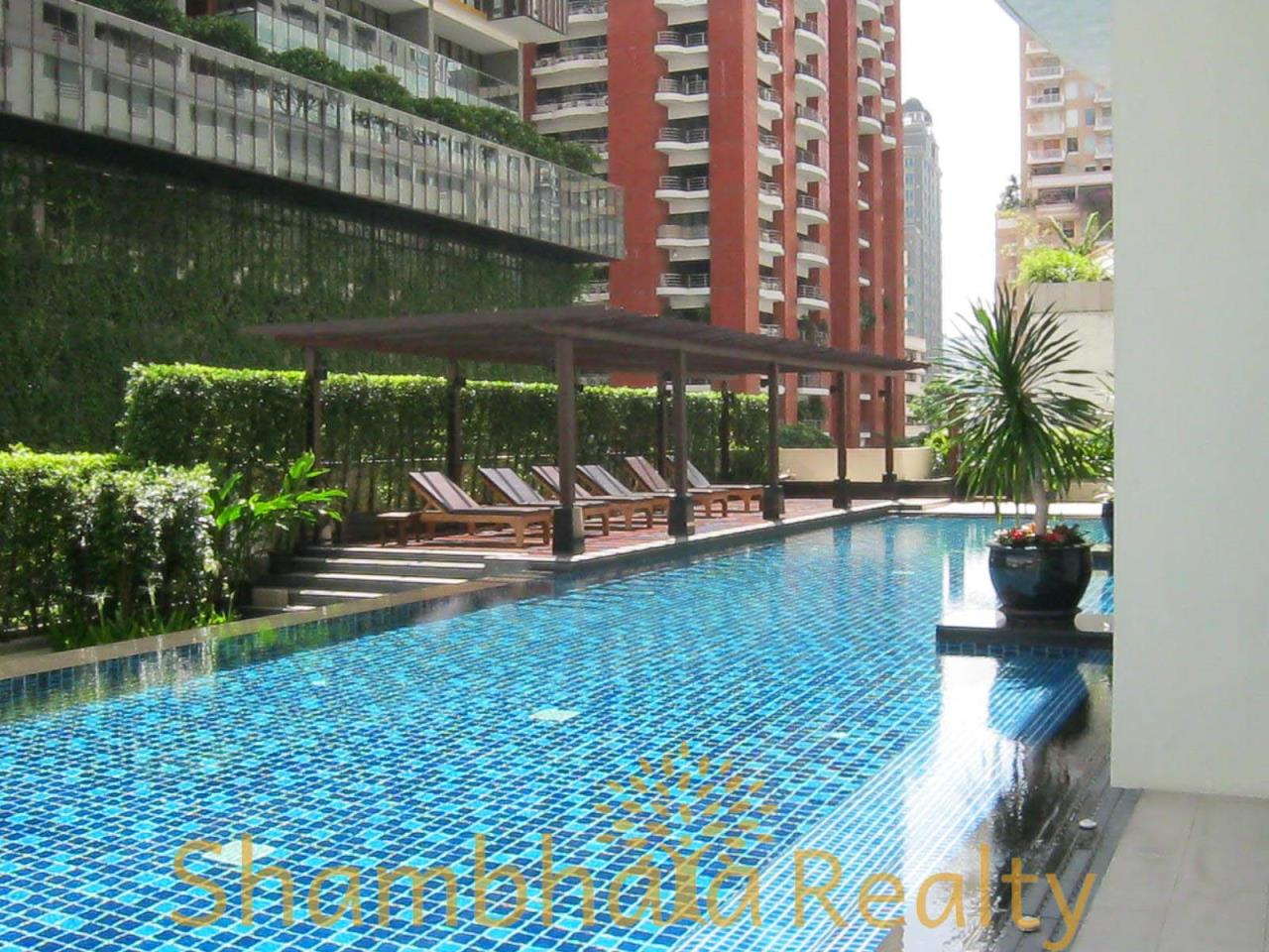Shambhala Realty Agency's The Rajdamri Condominium for Rent in Mahadleklung 2 21