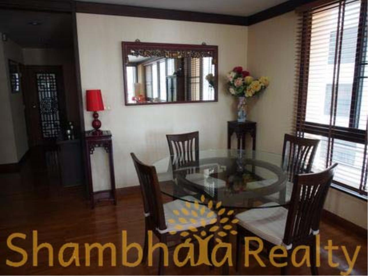 Shambhala Realty Agency's Baan Na Varang Condominium for Rent in Langsuan 41 6