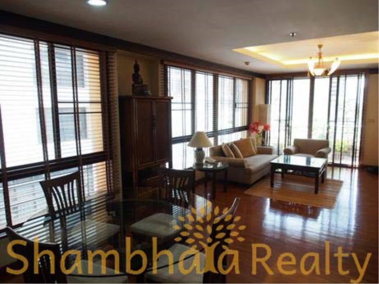Shambhala Realty Agency's Baan Na Varang Condominium for Rent in Langsuan 41 3