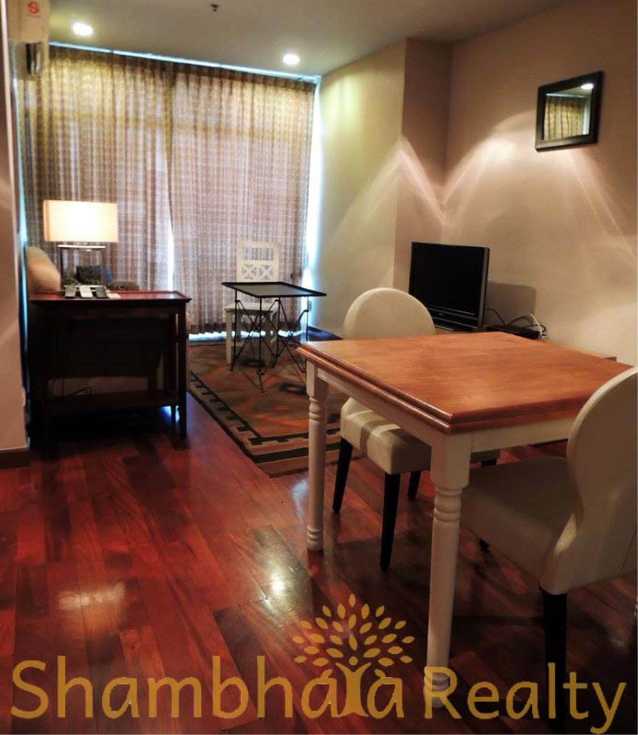 Shambhala Realty Agency's Sukhumvit City Resort Condominium for Rent in Sukhumvit 11 7